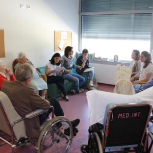 Manifestazioni Humanities e letture ad alta voce all'ASL di Biella