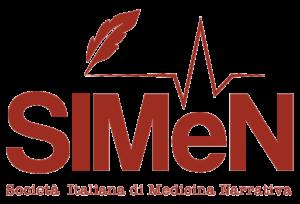 Il logo della SIMeN, Società Italiana di Medicina Narrativa