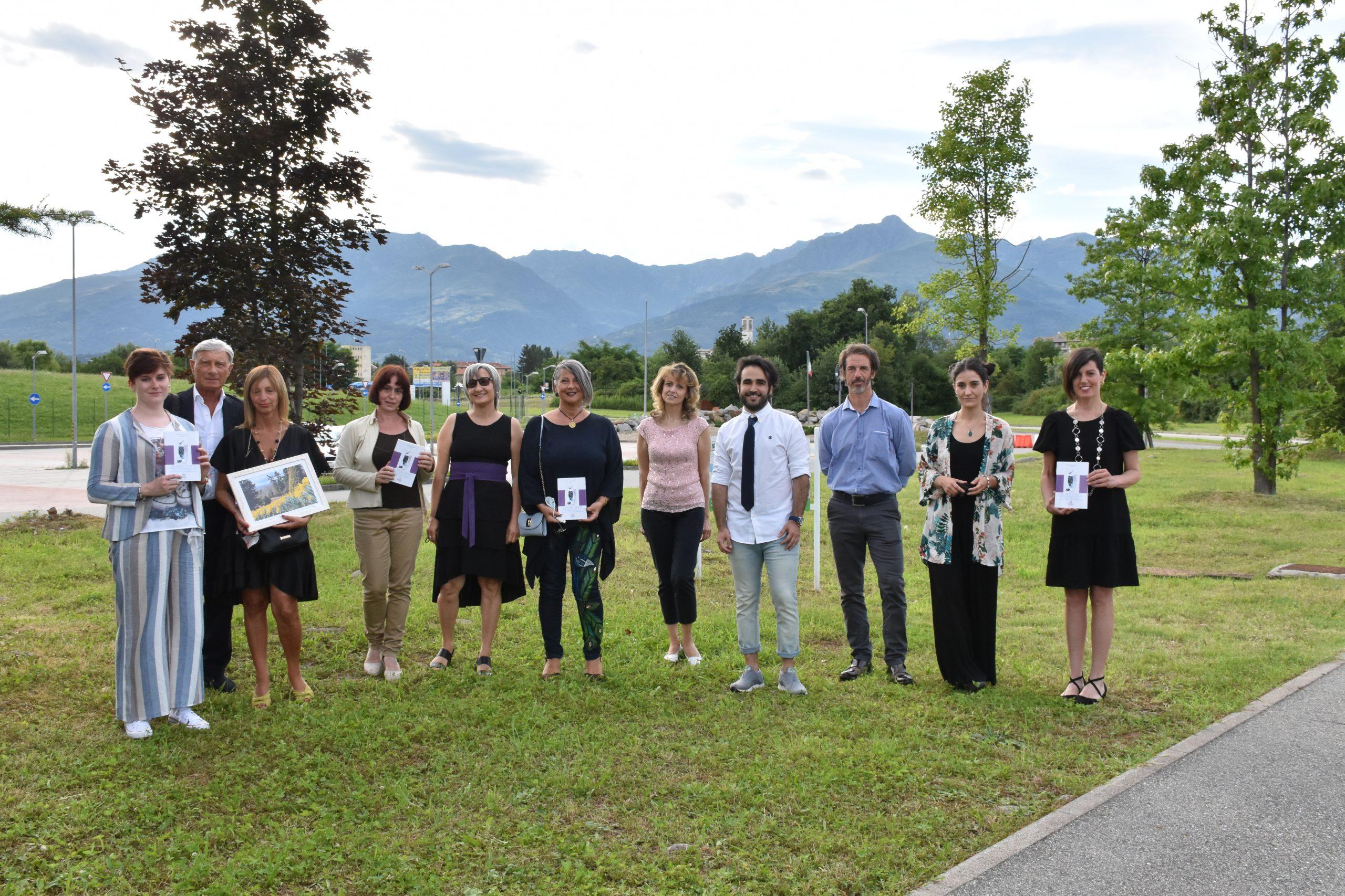 I vincitori dell'edizione 2021 del concorso letterario Gim, fra sogno e realtà del Fondo Edo Tempia di Biella